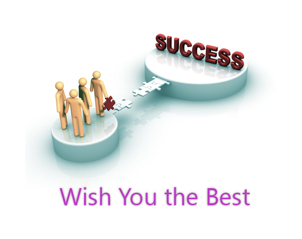 Success with your website