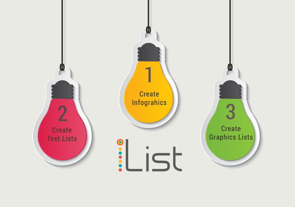 Infographic and List Builder iList