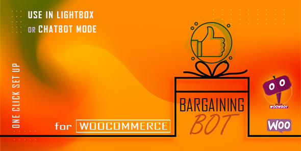 ChatBot for WooCommerce - Retargeting, Exit Intent, Abandoned Cart, Facebook Live Chat - WoowBot - 1
