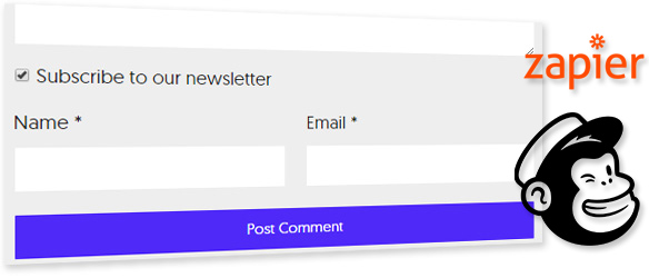 Comment Tools with Mailing List Opt-in, Sentiment Analysis - 3