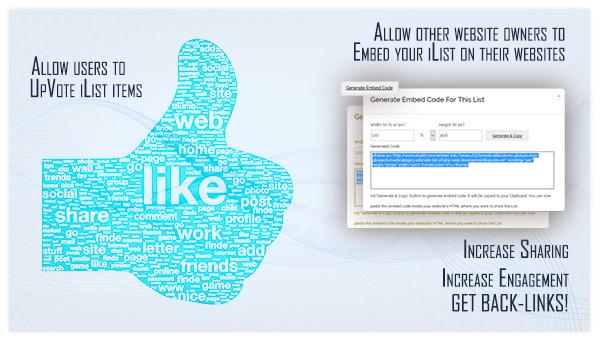 Infographic Maker - iList Pro - 9