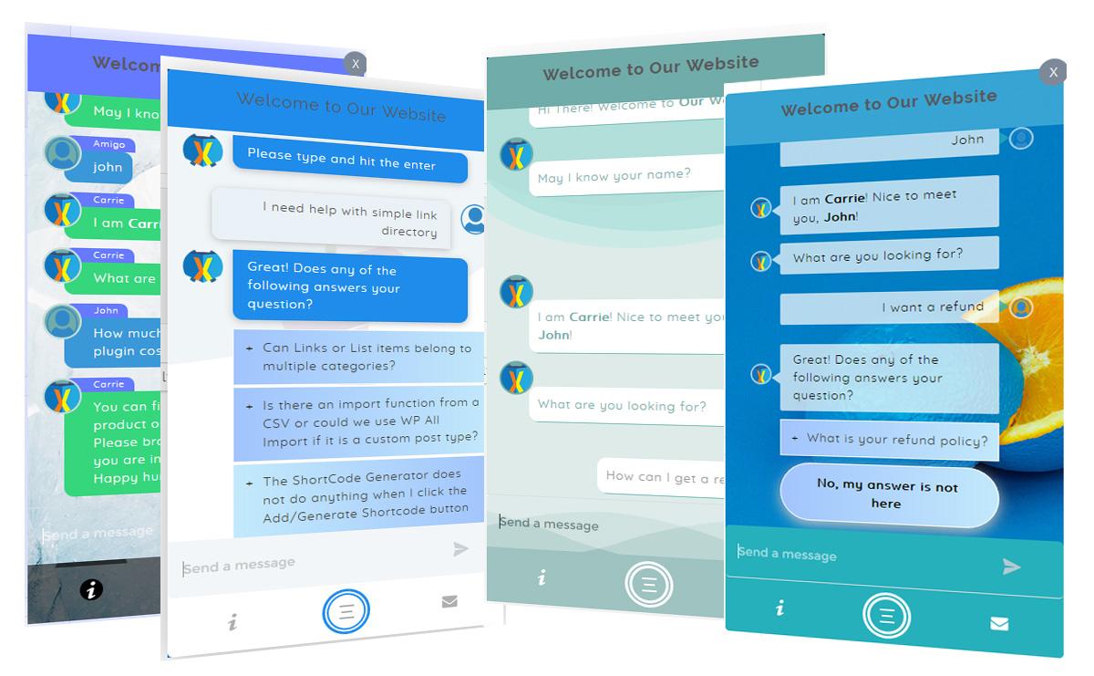 KnowledgeBase Glossary, FAQ & HelpDesk ChatBot - 11
