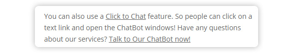 ChatBot for WordPress - 15
