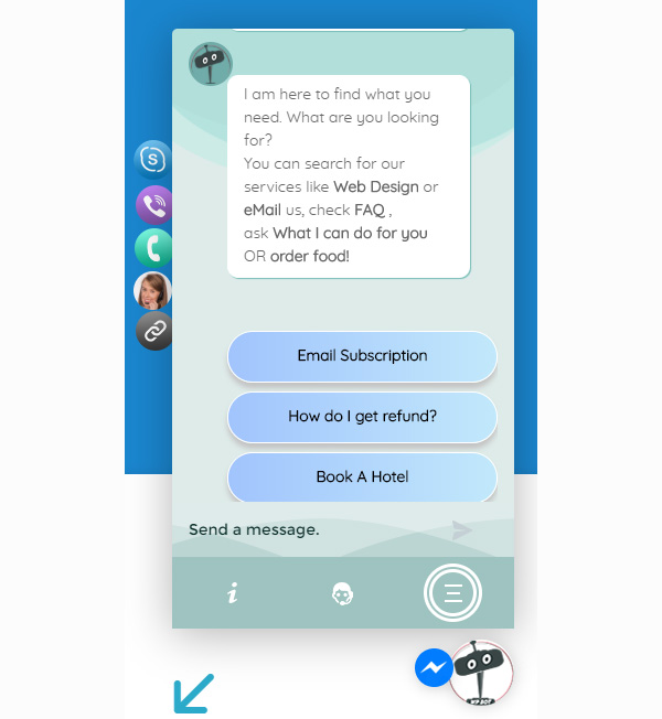 ChatBot for WordPress - 7